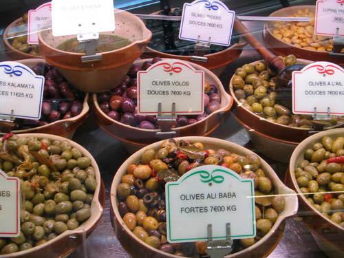 Olives...MMMMMHH