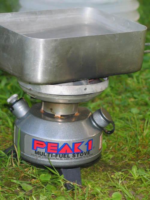 Peaky the stove. See story below.